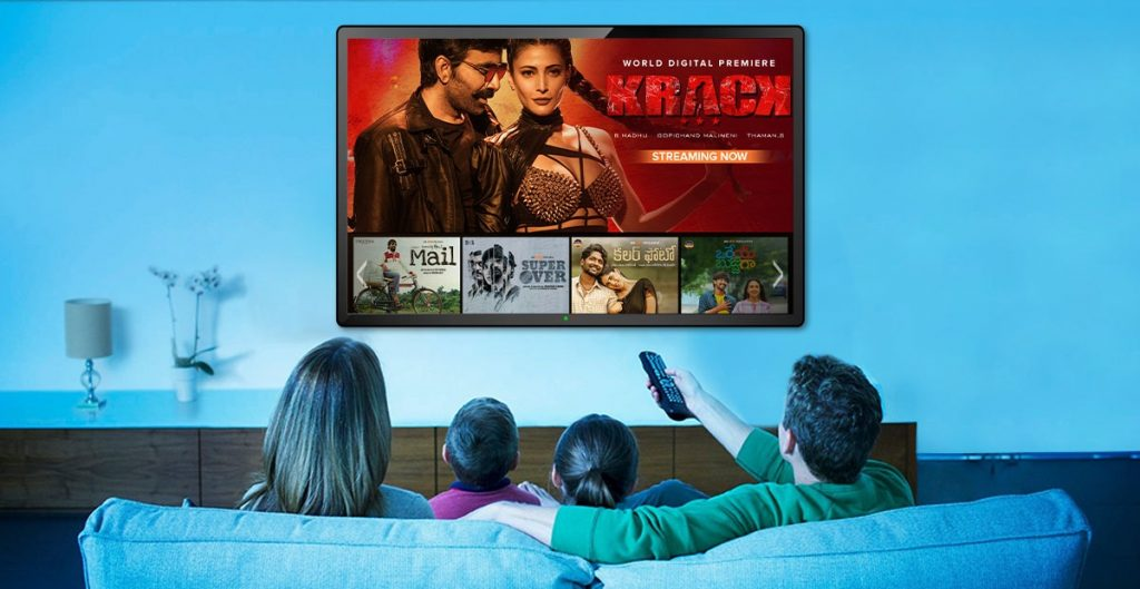 online movies app for android tv